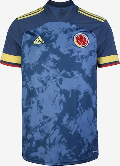 ADIDAS PERFORMANCE Trikot 'Kolumbien' in blau / gelb / rot, Produktansicht