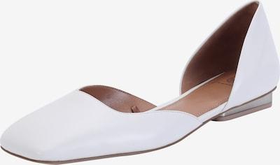 Ekonika Ballerinas in weiß, Produktansicht