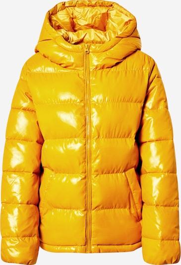 UNITED COLORS OF BENETTON Jacke in gelb, Produktansicht