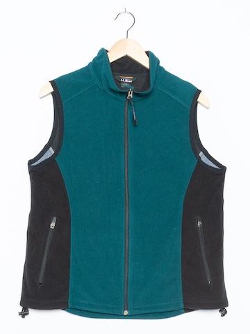 L.L.Bean Vest in L in Green