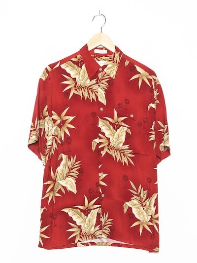 PIERRE CARDIN Hawaiihemd in L in kirschrot, Produktansicht