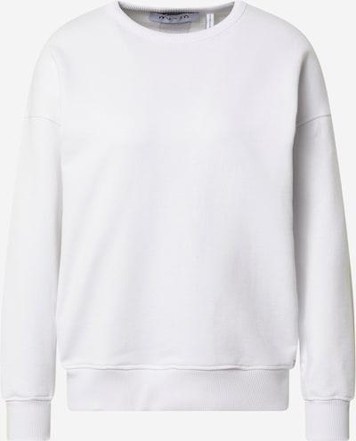 NU-IN Sweat-shirt en noir / blanc, Vue avec produit