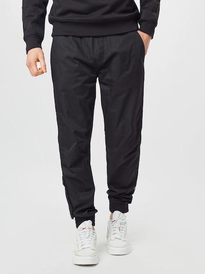 G-Star RAW Hose in schwarz, Modelansicht