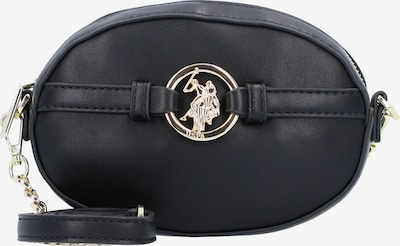 U.S. Polo Assn. Heuptas 'Delaware' in de kleur Zwart, Productweergave