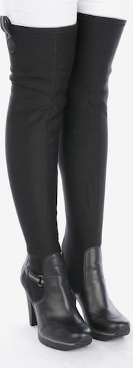 DKNY Overknees in 40,5 in schwarz, Produktansicht