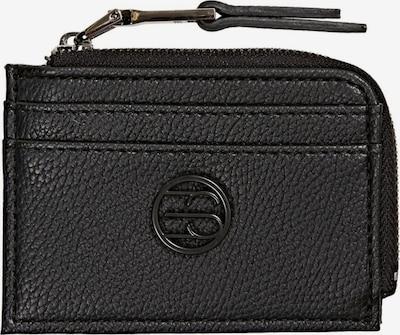 ESPRIT Portemonnaie in schwarz, Produktansicht