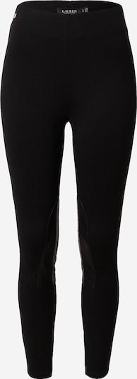 Lauren Ralph Lauren Παντελόνι 'ATHEDORA' σε μαύρο, Άποψη προϊόντος