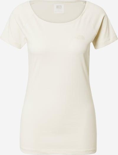 THE NORTH FACE T-shirt en blanc naturel, Vue avec produit