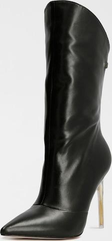 GUESS Stiefelette in Schwarz