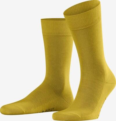 FALKE Socken in gelb, Produktansicht