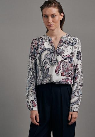 SEIDENSTICKER Tunika ' Schwarze Rose ' in Mischfarben