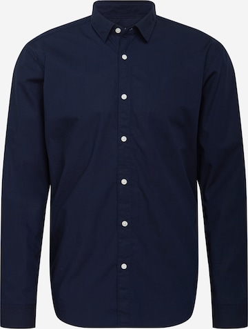 ESPRIT Skjorte i blå