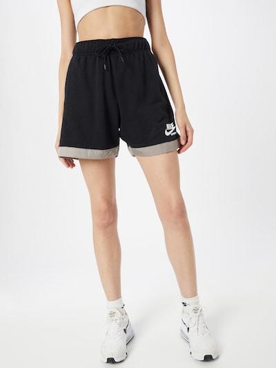 Nike Sportswear Панталон в черно, Преглед на модела