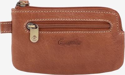 Esquire Schlüsseletui 'Denver' in braun, Produktansicht
