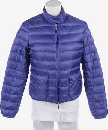MONCLER Jacket & Coat in M in Blue