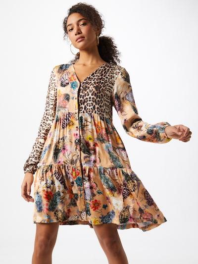 Frogbox Letní šaty - mix barev, Model/ka