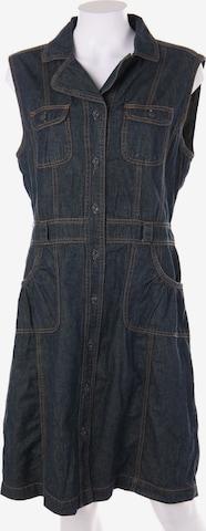 Biaggini Dress in XL in Blue