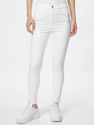 LEVI'S Jeans in White denim, View model