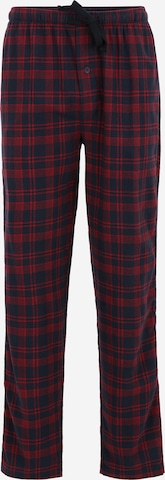 TOM TAILOR Παντελόνι πιτζάμας σε κόκκινο