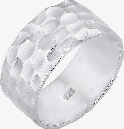 ELLI Anillo 'Bandring' en plata, Vista del producto