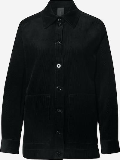 DRYKORN Mantel in schwarz, Produktansicht