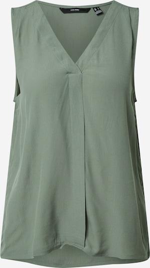 VERO MODA Blouse 'ASTHER' in de kleur Mintgroen, Productweergave