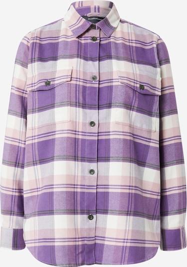 PEAK PERFORMANCE Blouse 'Kelly' in Olive / Light purple / Light pink / White, Item view