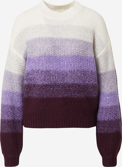 EDC BY ESPRIT Sweater in Lilac / Mixed colours, Item view