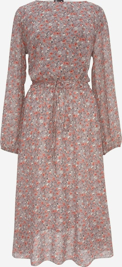 Wisell Kleid in braun / rot / weiß, Produktansicht