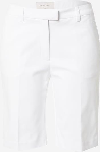 Pantaloni cu dungă 'ISABELLA' Freequent pe alb, Vizualizare produs