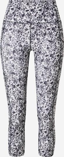 Marika Pantalon de sport 'CARSON' en gris chiné / noir / blanc, Vue avec produit