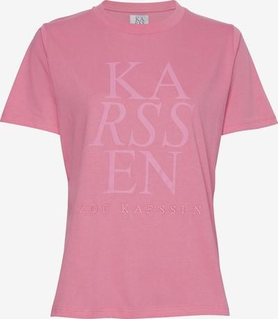 ZOE KARSSEN Shirt in de kleur Pink, Productweergave