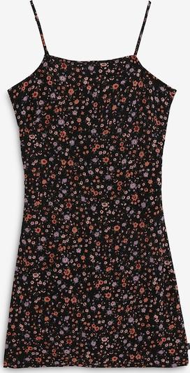 VANS Kleid 'Ditsy' in grün / lila / koralle / schwarz, Produktansicht