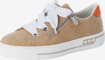 Sneaker bassa RIEKER di colore marrone, Visualizzazione prodotti