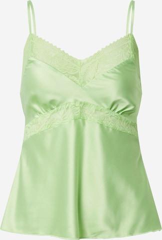 LingaDore Yömekko värissä vihreä
