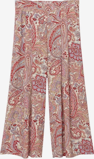 MANGO Pants 'Sitges' in Mixed colors, Item view