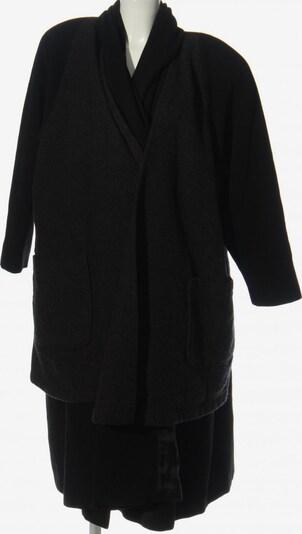 Dolce Vita bodenlanger Mantel in M in schwarz, Produktansicht