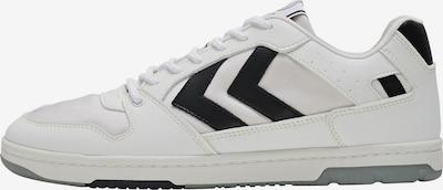 hummel hive Sneaker in anthrazit / weiß, Produktansicht