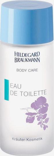Hildegard Braukmann Eau de Toilette 'Body Care' in transparent, Produktansicht