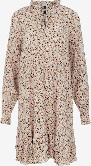 Y.A.S Kleid 'Rolea' in beige / mischfarben, Produktansicht