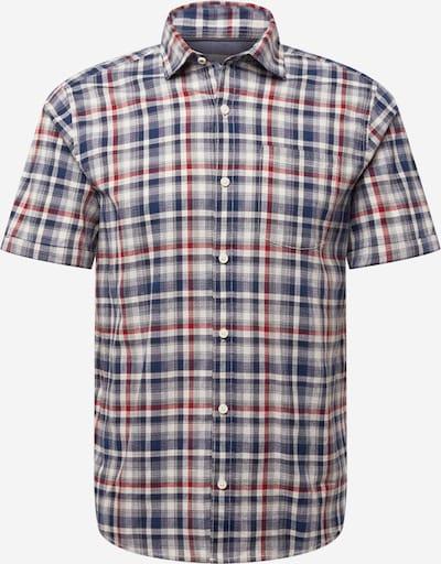 s.Oliver Košulja u plava / crvena / prljavo bijela, Pregled proizvoda