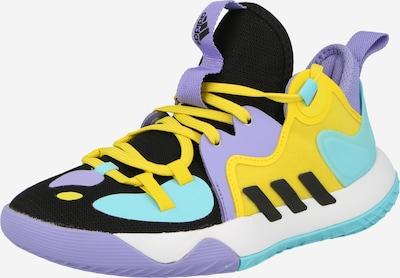 Pantofi sport 'Harden Stepback 2 J' ADIDAS PERFORMANCE pe albastru aqua / galben / mov deschis / negru, Vizualizare produs