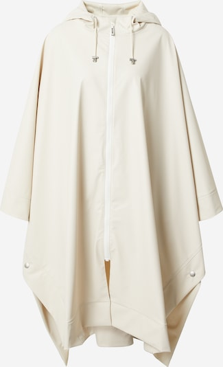ILSE JACOBSEN Cape in natural white, Item view