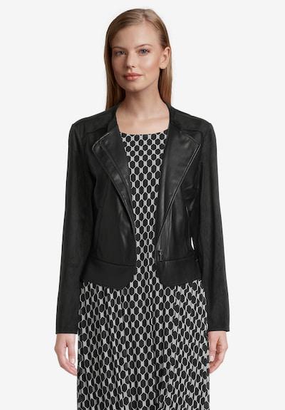 Betty & Co Jacke in schwarz, Modelansicht