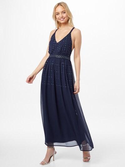 VILA Vestido de noche 'CELOSIA' en navy, Vista del modelo