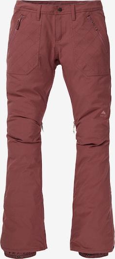 Pantaloni outdoor 'Vida' BURTON pe bordeaux, Vizualizare produs