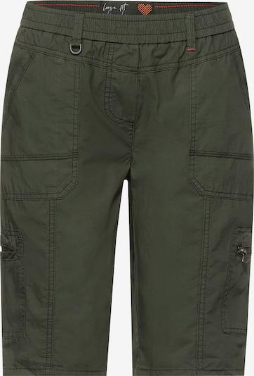 CECIL Shorts in khaki, Produktansicht