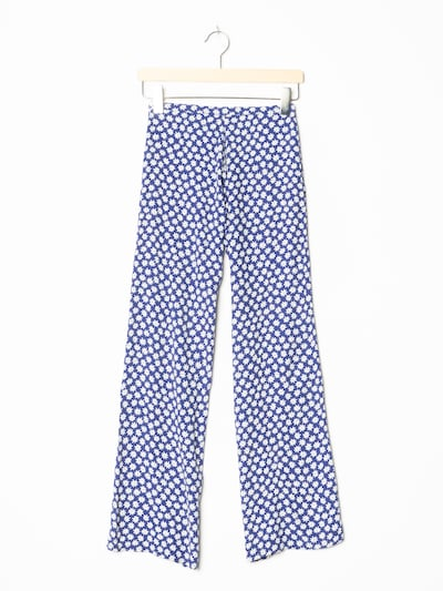 UNITED COLORS OF BENETTON Palazzo Hose in XS/28 in blau, Produktansicht