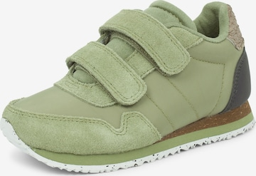 WODEN Sneakers 'Nor Suede' in Grün