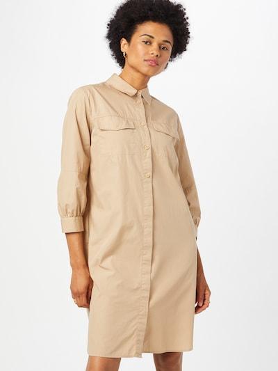 OPUS Kleid 'Wilipo' in hellbeige, Modelansicht